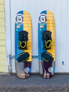 trick ski tvk